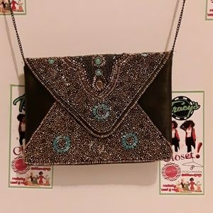 Charming charlie evening bag
